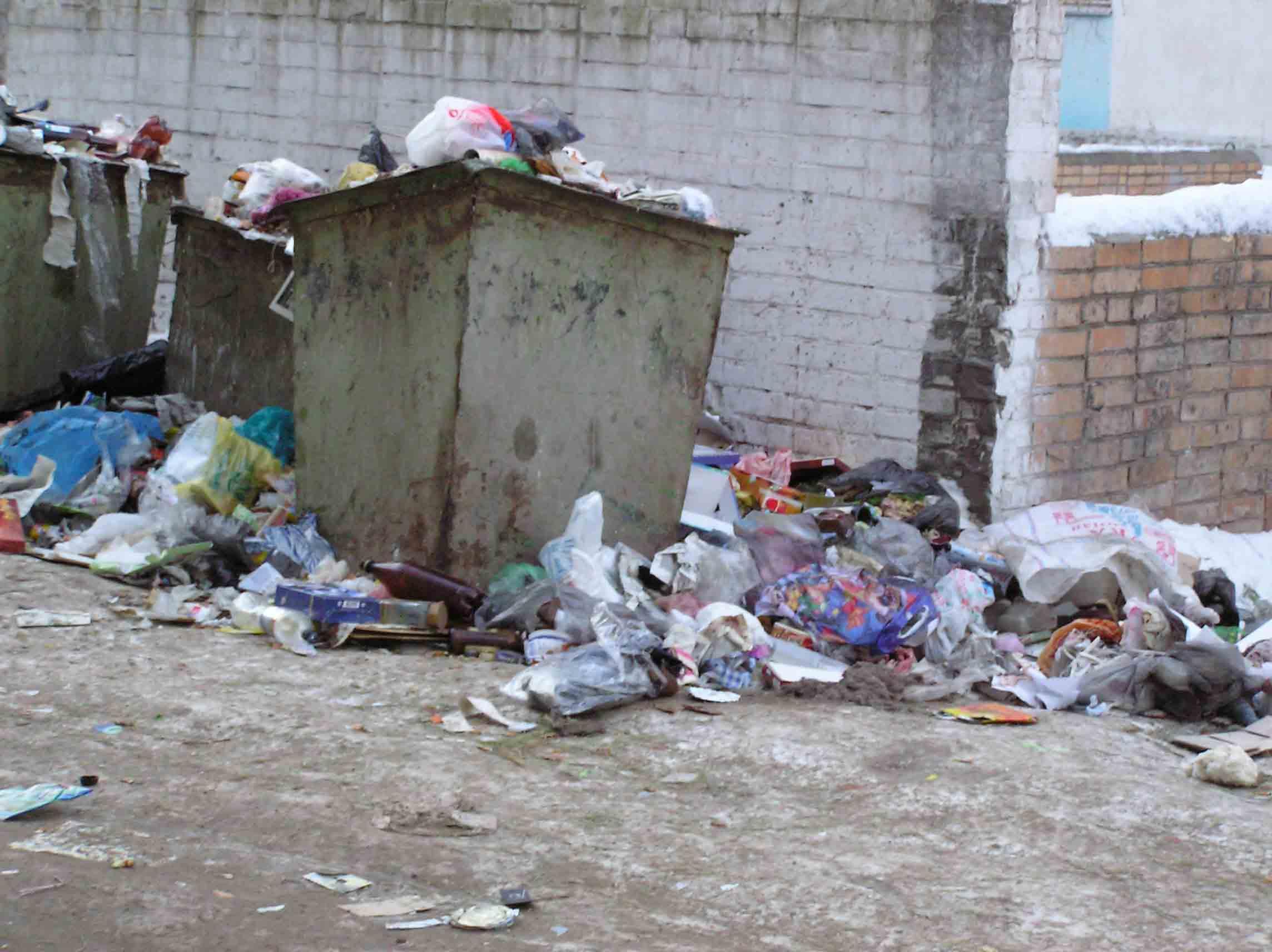 Коммунальные платежи вырастут на 15%. Виноват мусор!