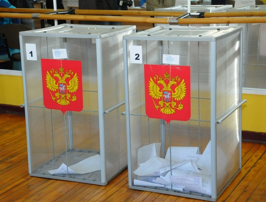 Выборы в 2015 году в Новосибирске
