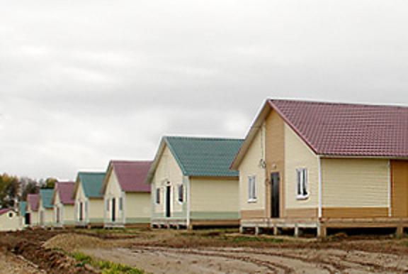 Малоэтажное строительство в Новосибирске