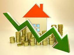 Ослабление рубля поставило точку в росте кредитования на жилье. И если в банках были готовы к падению ипотечного кредитования в 2015 году на 20%, то реалии дали уже по первому полугодию гораздо худшую картину — 50,7%.