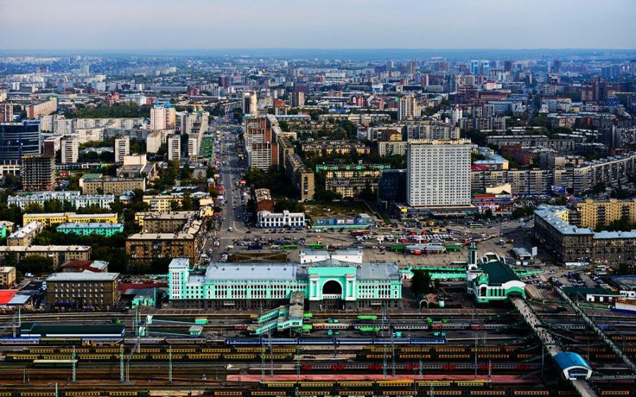 застройка Новосибирска